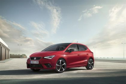 SEAT Ibiza Hatchback Hatch 5Dr 1.0 TSI 95PS FR 5Dr Manual [Start Stop]