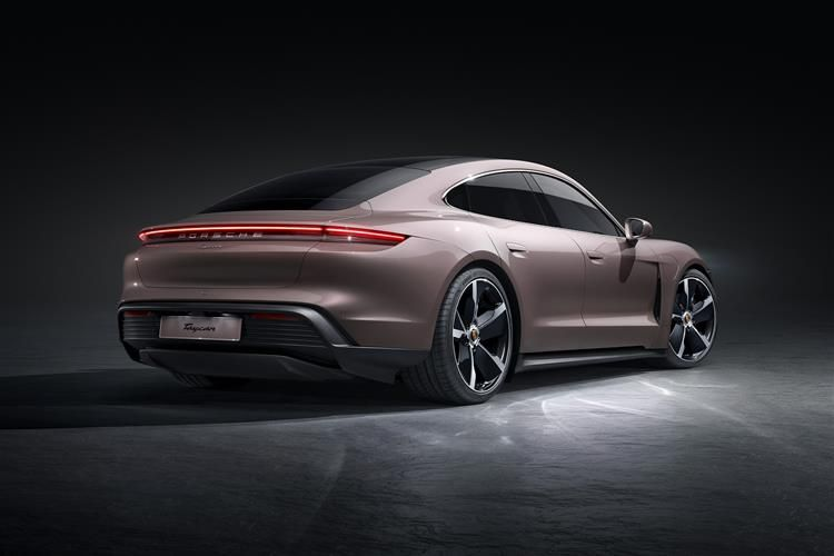 Porsche Taycan Saloon RWD Elec 79.2kWh 240KW 326PS  4Dr Auto